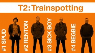 AERO: T2 Trainspotting